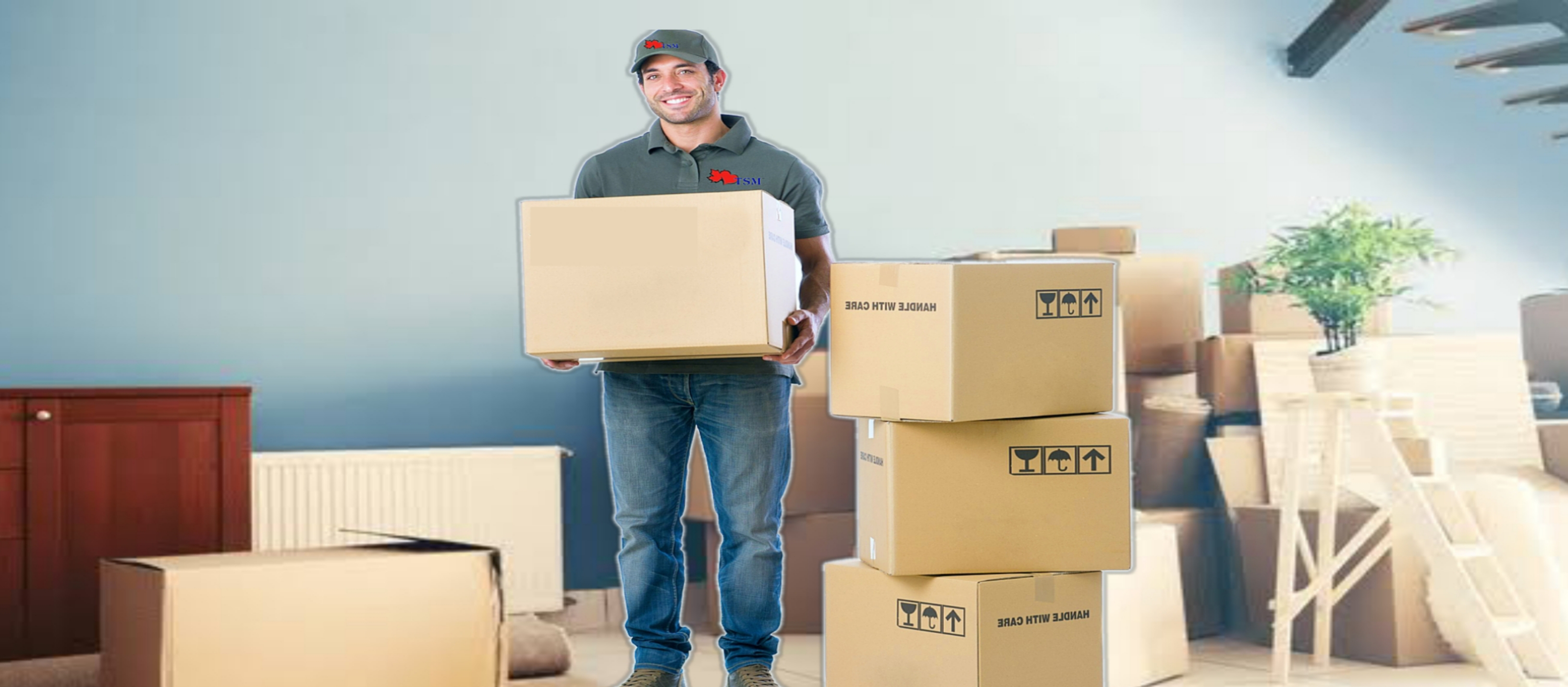 packers and movers in dwarka sector2