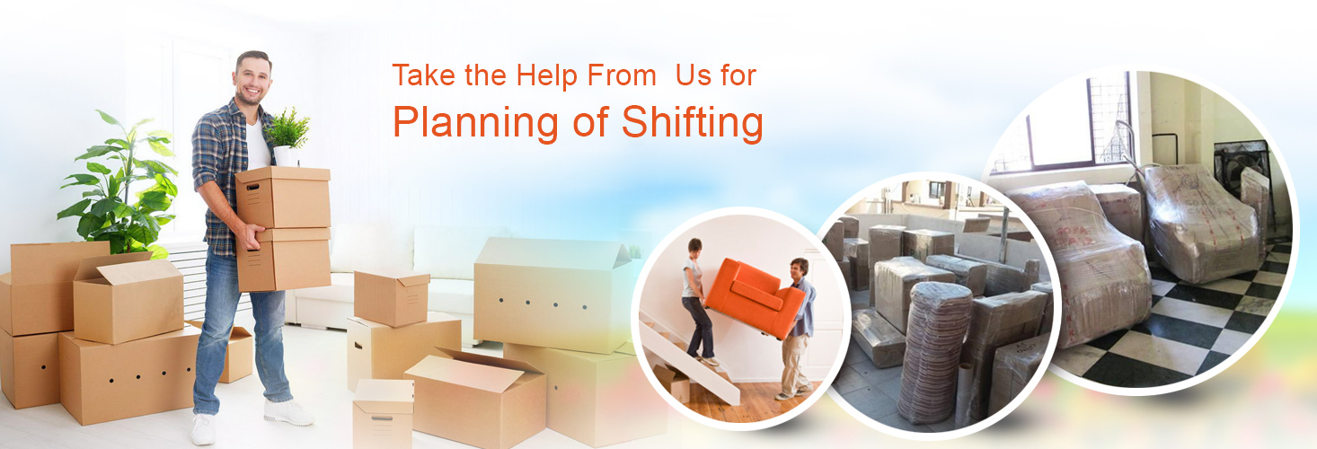 Packers and Movers in Safdarjung Enclave